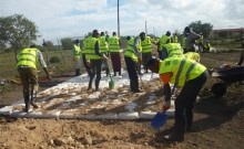 Garissa Youth Training on Donou technology