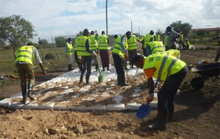 Garissa Youth Training on Donou technology
