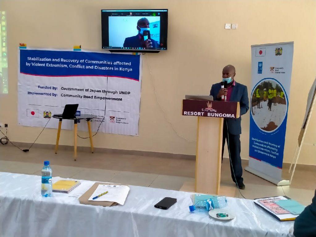 Core-UNDP Project Bungoma