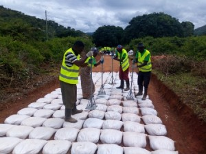 Tetheka group, Makueni County roadwork using Do-nou technology